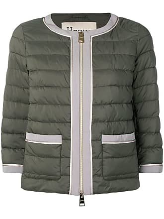 Herno fitted puffer jacket - Green