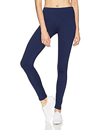 782f9d8d67 Starter Womens 29 High-Waisted Performance Workout Legging, Amazon  Exclusive, Team Navy,