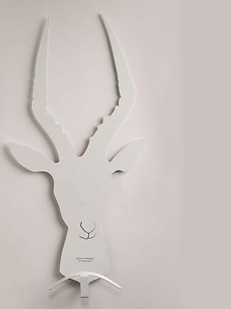 Lettera G Caccia Grossa White Impala
