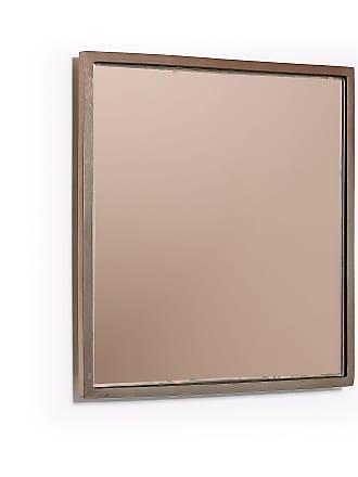 Kavehome Espejo Mecata 25 x 25 cm cobre