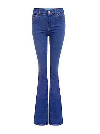 Mih Jeans The Bodycon Marrakesh High Rise flare jeans Palo Plo