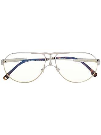 Carrera Armação de óculos aviador - Prateado