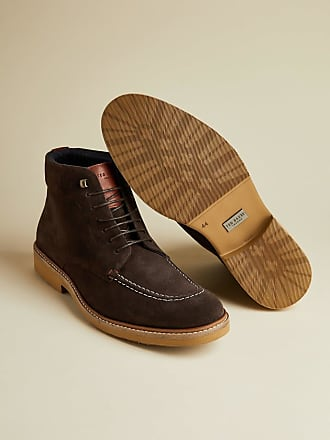 Ted Baker Casual Suede Ankle Boots in Brown KANCA, Mens Accessories