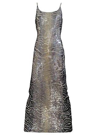 e54298e774f Giorgio Armani 1990s Giorgio Armani Silver And Gray Sequin Cocktail Dress