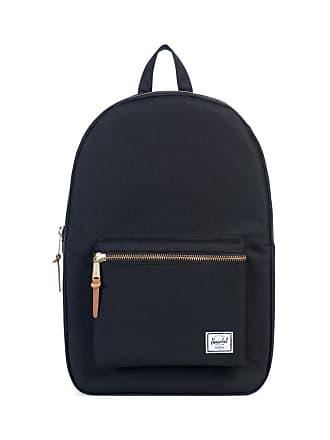 Herschel Supply Co Settlement Backpack Rucksack Bag Black 6fa0e2a2b2