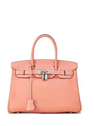Hermès Birkin 30 Calfskin Satchel Bag