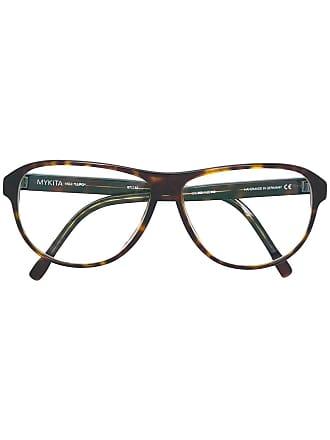 Mykita Armação de óculos Lupo - Preto