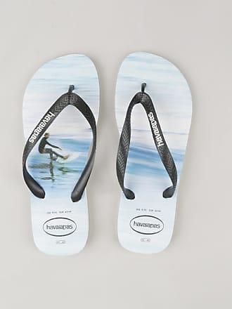 4bb678683 Havaianas Chinelo Masculino Havaianas Estampado Surf Branco