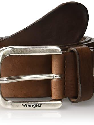 Wrangler Mens EASY BELT Gürtel, Brown (Brown 85), 110