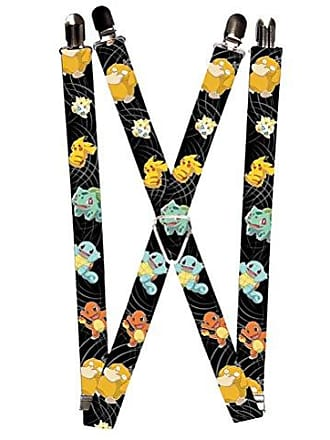 Buckle Down Buckle-Down Suspender - Pokemon