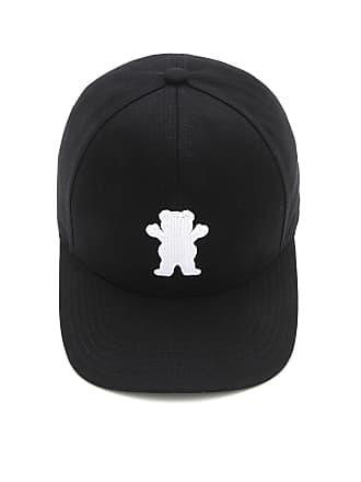 Grizzly Boné Grizzly Og Bear Baseball Cap 6 Pane Preto