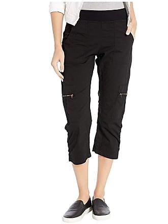 Xcvi Wearables Nadia Crop (Black) Womens Casual Pants