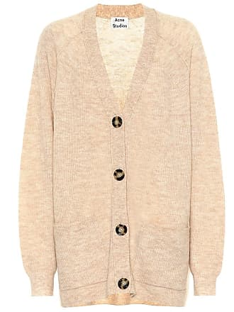 Acne Studios Alpaca and wool-blend cardigan