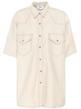 Nanushka Cotton short-sleeved shirt