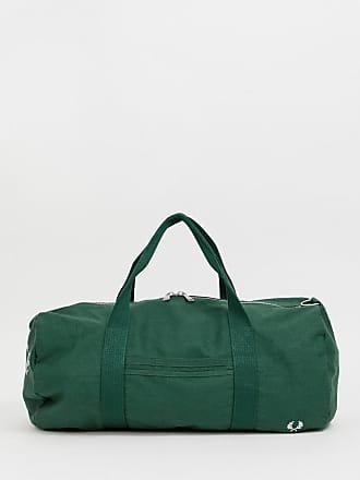 0b4b790ce5 Fred Perry Sac polochon à logo vintage - Vert - Vert