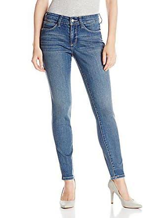 NYDJ Womens Petite Ami Super Skinny Jeans, Heyburn Wash, 8 Petite