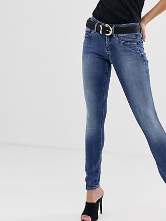G-Star Lynn - Halvhöga jeans med vår smalaste passform - Medium aged 16211bb31d1f7