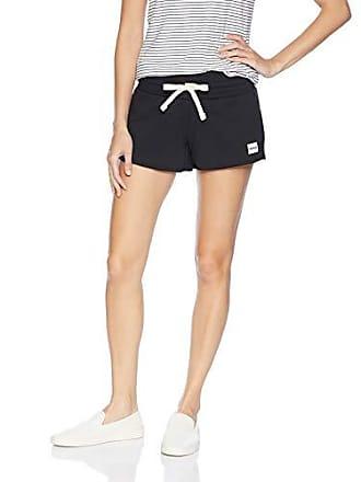 Hurley Juniors One & Only 3.5 inch Fleece Short, Black, XL