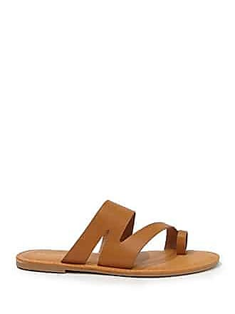 Forever 21 Forever 21 Faux Leather Sandals Tan