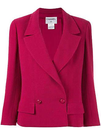 Chanel boxy blazer - Pink