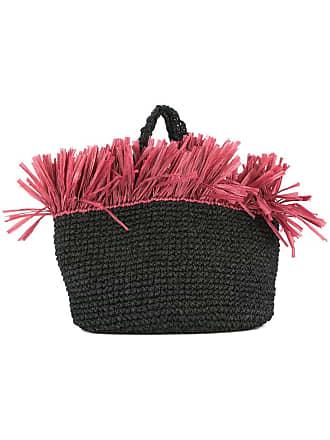 0711 Malibu beach bag - Black