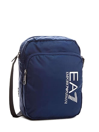 d0fa82740 Emporio Armani EA7 mens Nylon cross-body messenger shoulder bag original  train