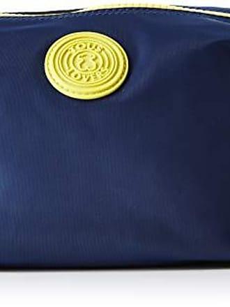Tous 695800096, Bolso bolera para Mujer, Azul (Marino
