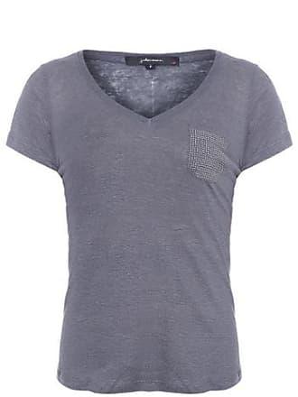 J. Chermann Camiseta Bolso J. Chermann - Azul
