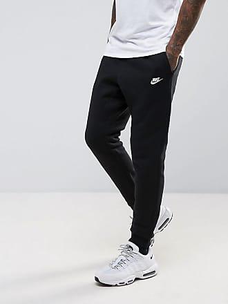 Nike Club - Pantalon de jogging avec chevilles resserrées - Noir 804408-010  - Noir 53ea02f2665