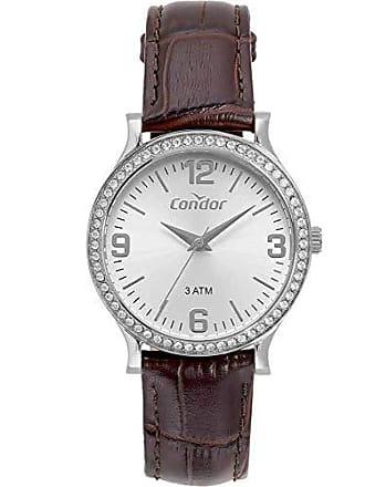 Condor Relógio Condor Feminino Ref: Co2039bk/2k Fashion Inox