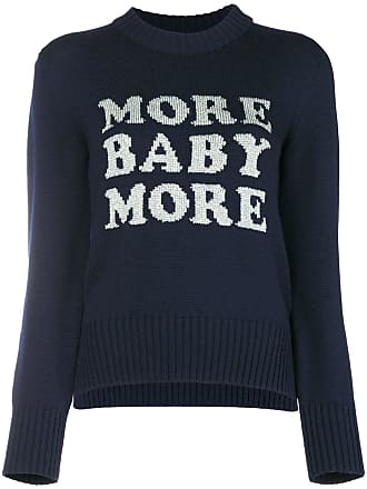 Christopher Kane Suéter More Baby More - Azul