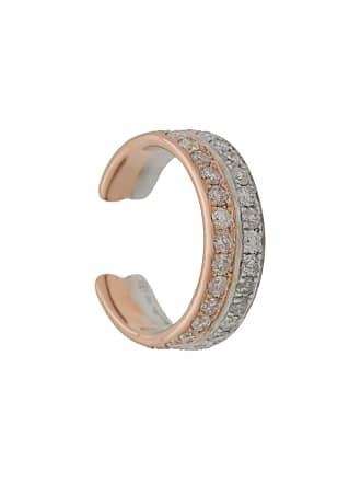 Yvonne Léon double clip earring - Metallic