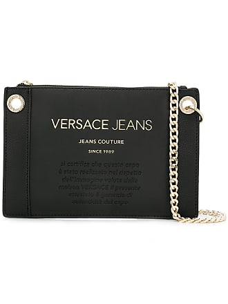 c9c184614d Versace Jeans Couture small cross body bag - Black