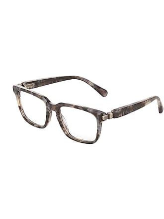 Brioni Mens Square Acetate Optical Glasses