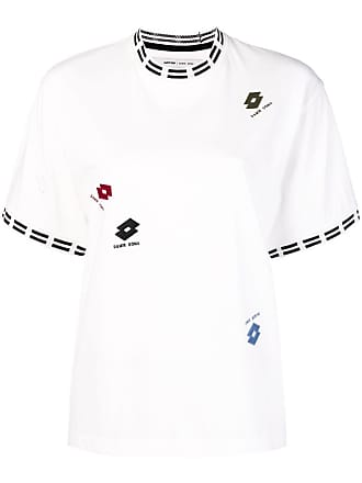 Damir Doma Camiseta Damir Doma x LOTTO Tiara - Branco
