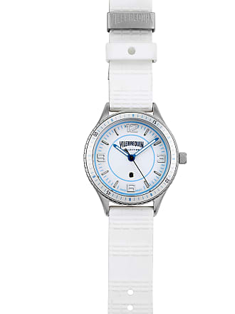 Vilebrequin Accessories - Stripped 43mm Watch - WATCHES - SCUBA - White - OSFA - Vilebrequin