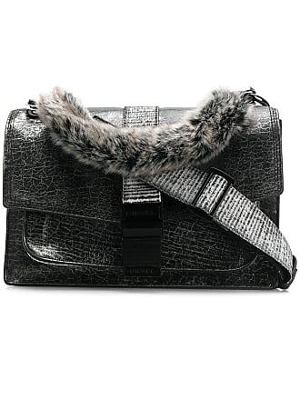 0aa19cce3 Diesel Miss-Match Crossbody bag - Preto