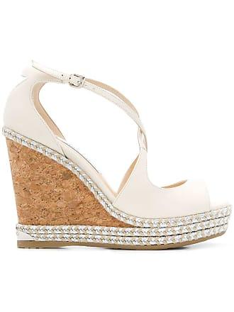 0f529e16d2eb Jimmy Choo London Dakota 120 sandals - Neutrals