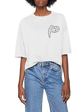 e05a1aac729ac Pinko PINKOSO T-Shirt Jersey di Cotone T-Shirt