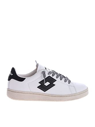 30f94ba2813 Lotto Autograph Crack W sneakers in white leather