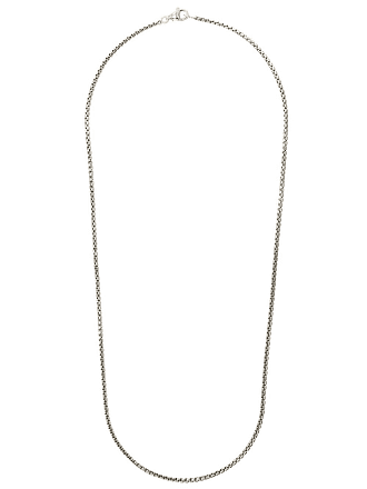 David Yurman Box Chain small necklace - Ss