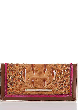 Brahmin Ady Wallet Toasted Almond Hayes