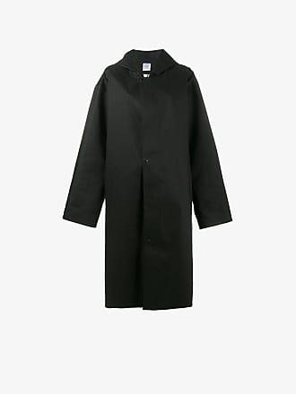 VETEMENTS X Mackintosh Oversized Hooded Raincoat with Logo