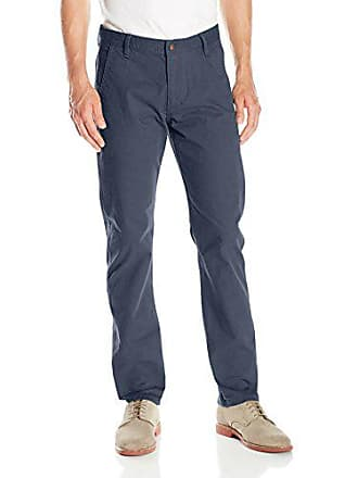 Dockers Mens Alpha Khaki Slim Flat-Front Pant, Smokey Aqua Corduroy - discontinued, 28W x 32L