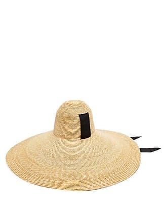308e3f6204e56e Lola Hats Sugar Cone Wide Brim Straw Hat - Womens - Black