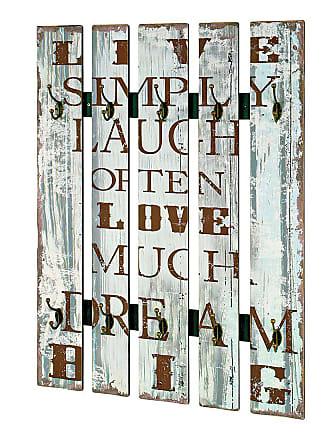 Home Design Attaccapanni a muro Dream Big Vintage II, Home Design