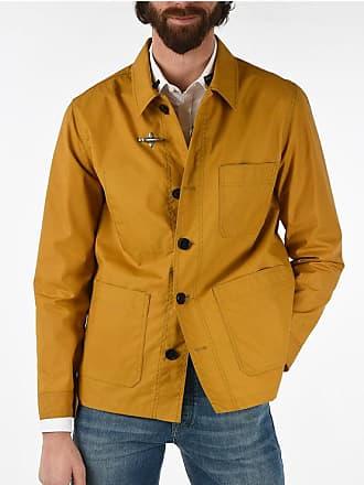 Fay button fastening along front jacket Größe Xxl
