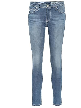 AG - Adriano Goldschmied The Legging mid-rise skinny jeans