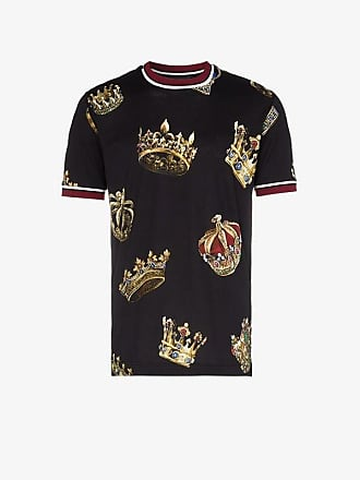 5469c9c3050f Dolce   Gabbana® Printed T-Shirts  Must-Haves on Sale up to −50 ...