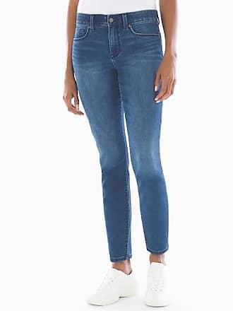 Soma Style Essentials Slimming 5 Pocket Jeans Indigo, Size XXL